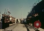 Image of Eisenhower in North Africa Tunis Tunisia Tunis Port, 1942, second 46 stock footage video 65675020444