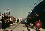 Image of Eisenhower in North Africa Tunis Tunisia Tunis Port, 1942, second 47 stock footage video 65675020444