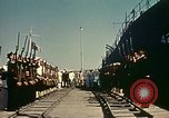 Image of Eisenhower in North Africa Tunis Tunisia Tunis Port, 1942, second 49 stock footage video 65675020444