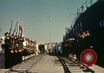 Image of Eisenhower in North Africa Tunis Tunisia Tunis Port, 1942, second 50 stock footage video 65675020444