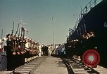 Image of Eisenhower in North Africa Tunis Tunisia Tunis Port, 1942, second 51 stock footage video 65675020444