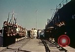 Image of Eisenhower in North Africa Tunis Tunisia Tunis Port, 1942, second 54 stock footage video 65675020444