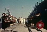 Image of Eisenhower in North Africa Tunis Tunisia Tunis Port, 1942, second 56 stock footage video 65675020444