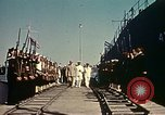 Image of Eisenhower in North Africa Tunis Tunisia Tunis Port, 1942, second 57 stock footage video 65675020444