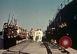 Image of Eisenhower in North Africa Tunis Tunisia Tunis Port, 1942, second 60 stock footage video 65675020444