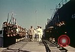 Image of Eisenhower in North Africa Tunis Tunisia Tunis Port, 1942, second 62 stock footage video 65675020444