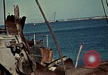 Image of North African Campaign Tunis Tunisia Tunis Port, 1942, second 30 stock footage video 65675020449