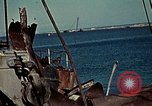 Image of North African Campaign Tunis Tunisia Tunis Port, 1942, second 31 stock footage video 65675020449