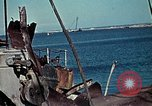 Image of North African Campaign Tunis Tunisia Tunis Port, 1942, second 34 stock footage video 65675020449