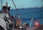 Image of North African Campaign Tunis Tunisia Tunis Port, 1942, second 35 stock footage video 65675020449