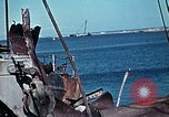 Image of North African Campaign Tunis Tunisia Tunis Port, 1942, second 36 stock footage video 65675020449