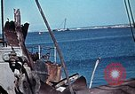 Image of North African Campaign Tunis Tunisia Tunis Port, 1942, second 37 stock footage video 65675020449