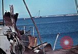 Image of North African Campaign Tunis Tunisia Tunis Port, 1942, second 38 stock footage video 65675020449