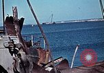 Image of North African Campaign Tunis Tunisia Tunis Port, 1942, second 39 stock footage video 65675020449