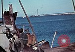 Image of North African Campaign Tunis Tunisia Tunis Port, 1942, second 40 stock footage video 65675020449