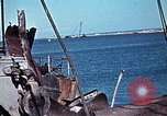 Image of North African Campaign Tunis Tunisia Tunis Port, 1942, second 41 stock footage video 65675020449