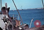 Image of North African Campaign Tunis Tunisia Tunis Port, 1942, second 42 stock footage video 65675020449