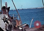 Image of North African Campaign Tunis Tunisia Tunis Port, 1942, second 44 stock footage video 65675020449
