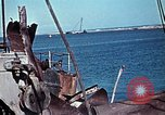 Image of North African Campaign Tunis Tunisia Tunis Port, 1942, second 45 stock footage video 65675020449