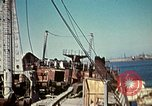 Image of North African Campaign Tunis Tunisia Tunis Port, 1942, second 47 stock footage video 65675020449