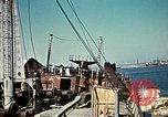 Image of North African Campaign Tunis Tunisia Tunis Port, 1942, second 49 stock footage video 65675020449
