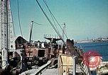 Image of North African Campaign Tunis Tunisia Tunis Port, 1942, second 54 stock footage video 65675020449