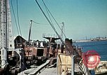 Image of North African Campaign Tunis Tunisia Tunis Port, 1942, second 57 stock footage video 65675020449