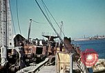 Image of North African Campaign Tunis Tunisia Tunis Port, 1942, second 58 stock footage video 65675020449