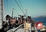Image of North African Campaign Tunis Tunisia Tunis Port, 1942, second 60 stock footage video 65675020449