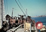 Image of North African Campaign Tunis Tunisia Tunis Port, 1942, second 61 stock footage video 65675020449