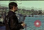 Image of U.S. landing craft gathered in a bay England United Kingdom, 1944, second 14 stock footage video 65675020453