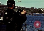 Image of U.S. landing craft gathered in a bay England United Kingdom, 1944, second 15 stock footage video 65675020453