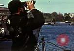Image of U.S. landing craft gathered in a bay England United Kingdom, 1944, second 17 stock footage video 65675020453