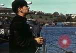 Image of U.S. landing craft gathered in a bay England United Kingdom, 1944, second 23 stock footage video 65675020453