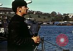 Image of U.S. landing craft gathered in a bay England United Kingdom, 1944, second 25 stock footage video 65675020453