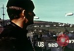 Image of U.S. landing craft gathered in a bay England United Kingdom, 1944, second 35 stock footage video 65675020453