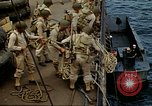 Image of US Army amphibious landing exercise from USS Elizabeth C. Stanton, AP- United States USA, 1942, second 13 stock footage video 65675020464