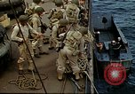 Image of US Army amphibious landing exercise from USS Elizabeth C. Stanton, AP- United States USA, 1942, second 14 stock footage video 65675020464