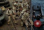 Image of US Army amphibious landing exercise from USS Elizabeth C. Stanton, AP- United States USA, 1942, second 21 stock footage video 65675020464