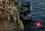 Image of US Army amphibious landing exercise from USS Elizabeth C. Stanton, AP- United States USA, 1942, second 27 stock footage video 65675020464