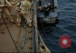 Image of US Army amphibious landing exercise from USS Elizabeth C. Stanton, AP- United States USA, 1942, second 32 stock footage video 65675020464