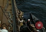 Image of US Army amphibious landing exercise from USS Elizabeth C. Stanton, AP- United States USA, 1942, second 42 stock footage video 65675020464
