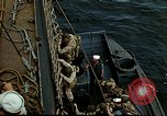 Image of US Army amphibious landing exercise from USS Elizabeth C. Stanton, AP- United States USA, 1942, second 44 stock footage video 65675020464