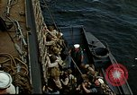Image of US Army amphibious landing exercise from USS Elizabeth C. Stanton, AP- United States USA, 1942, second 45 stock footage video 65675020464