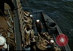 Image of US Army amphibious landing exercise from USS Elizabeth C. Stanton, AP- United States USA, 1942, second 46 stock footage video 65675020464