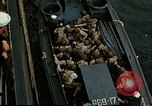 Image of US Army amphibious landing exercise from USS Elizabeth C. Stanton, AP- United States USA, 1942, second 61 stock footage video 65675020464