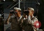 Image of Officers observe maneuvers from USS Elizabeth C. Stanton, AP-69 United States USA, 1942, second 7 stock footage video 65675020465