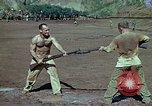 Image of Bayonet drill United States USA, 1942, second 1 stock footage video 65675020467
