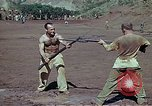 Image of Bayonet drill United States USA, 1942, second 3 stock footage video 65675020467