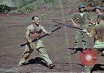 Image of Bayonet drill United States USA, 1942, second 6 stock footage video 65675020467